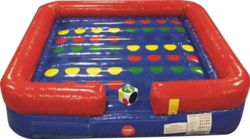 Where to find INFLATABLE,TWISTER GAME in St. Louis
