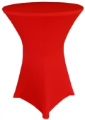 Where to rent RED SPANDEX LINEN,30 in St. Louis MO