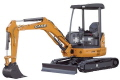 Where to rent EXCAVATOR,CASE CX36B in Overland MO