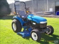Where to rent TRACTOR,NEW HOLLAND TC25D in Overland MO