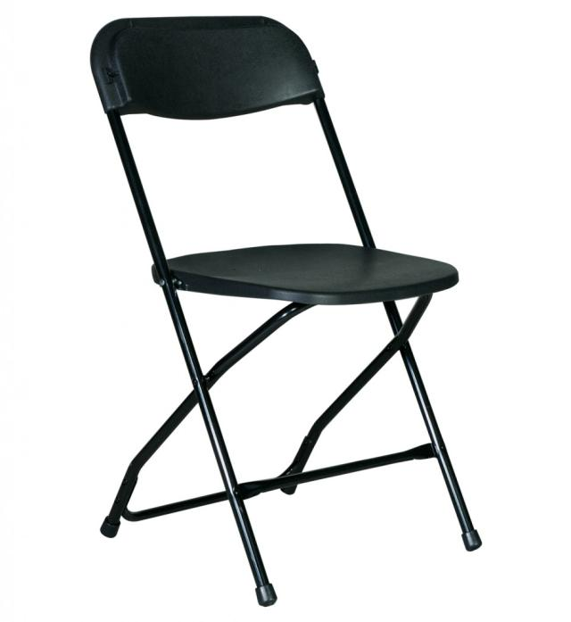 Where to find CHAIR,PLASTIC BLACK in St. Louis