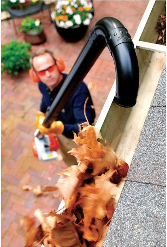 Where to find BLOWER,HAND HELD GUTTER CLEANER in St. Louis