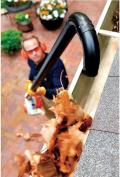 Where to rent BLOWER,HAND HELD GUTTER CLEANER in St. Louis MO