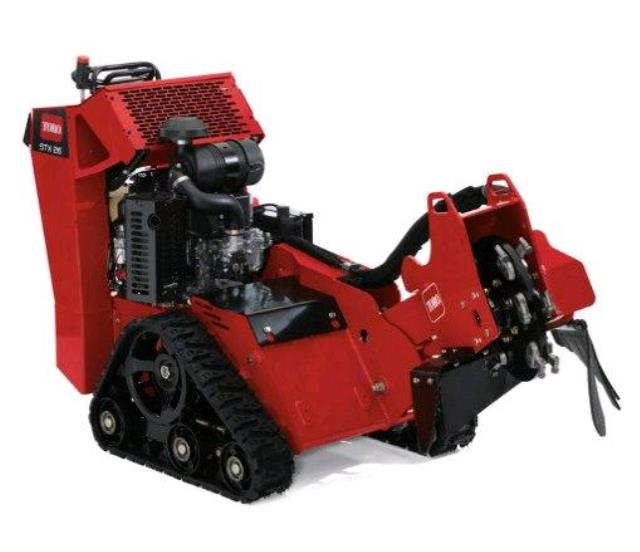 Where to find CUTTER,STUMP TORO 26HP HYD. W TRA in St. Louis