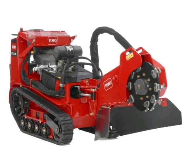 Where to find CUTTER,STUMP TORO 38HP HYD. W TRA in St. Louis