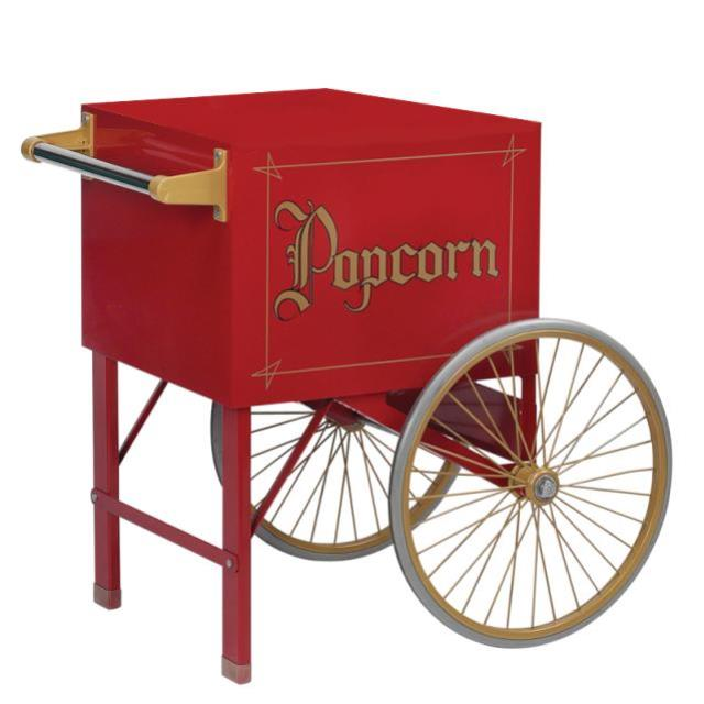 Where to find POPCORN CART in St. Louis